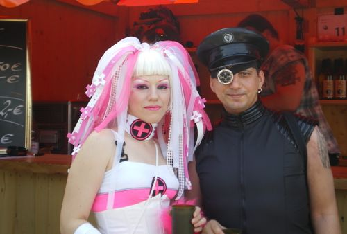 Korsett Paar