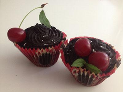Schoko-Cupcakes